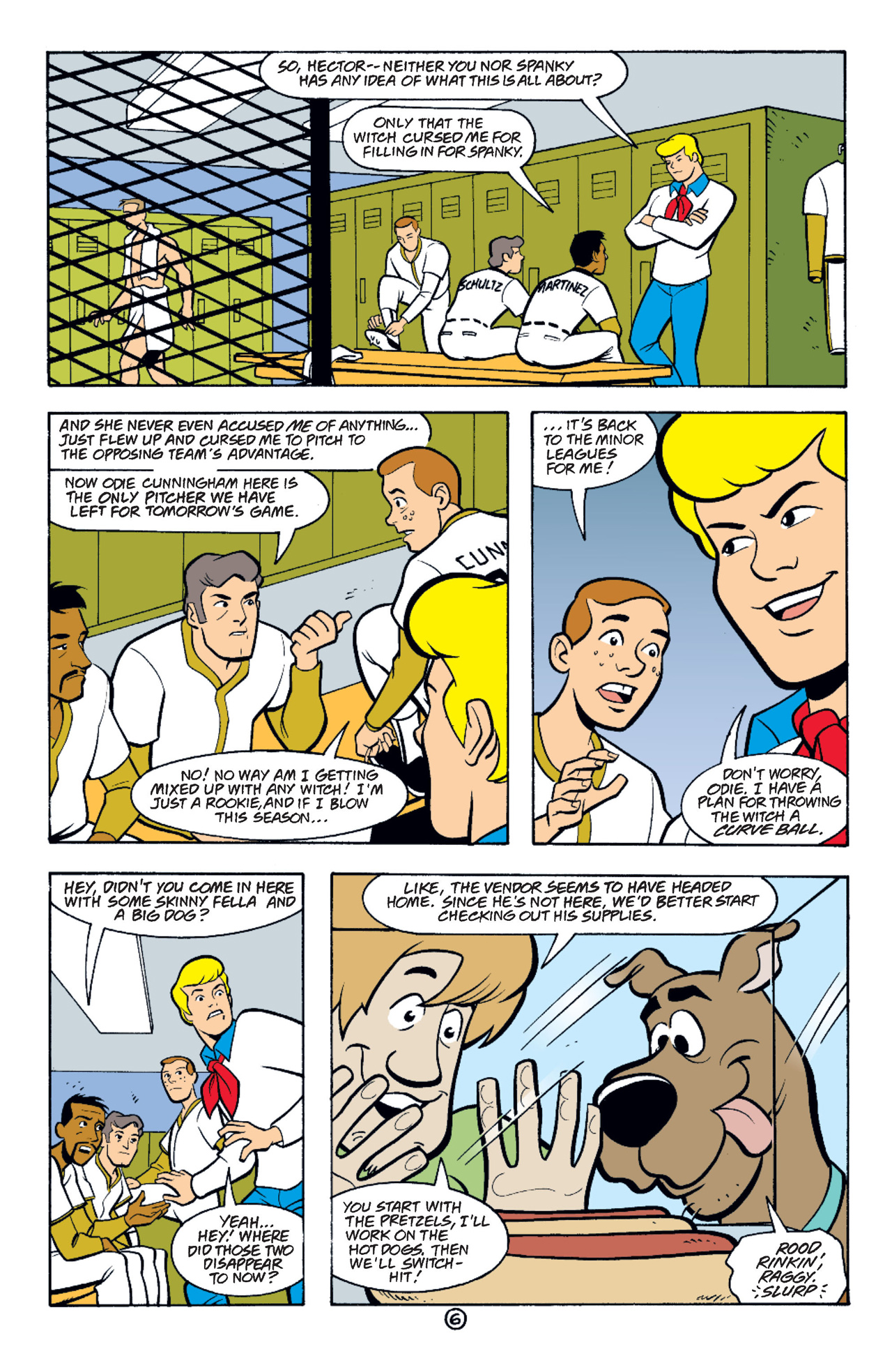 Read online Scooby-Doo (1997) comic -  Issue #37 - 19