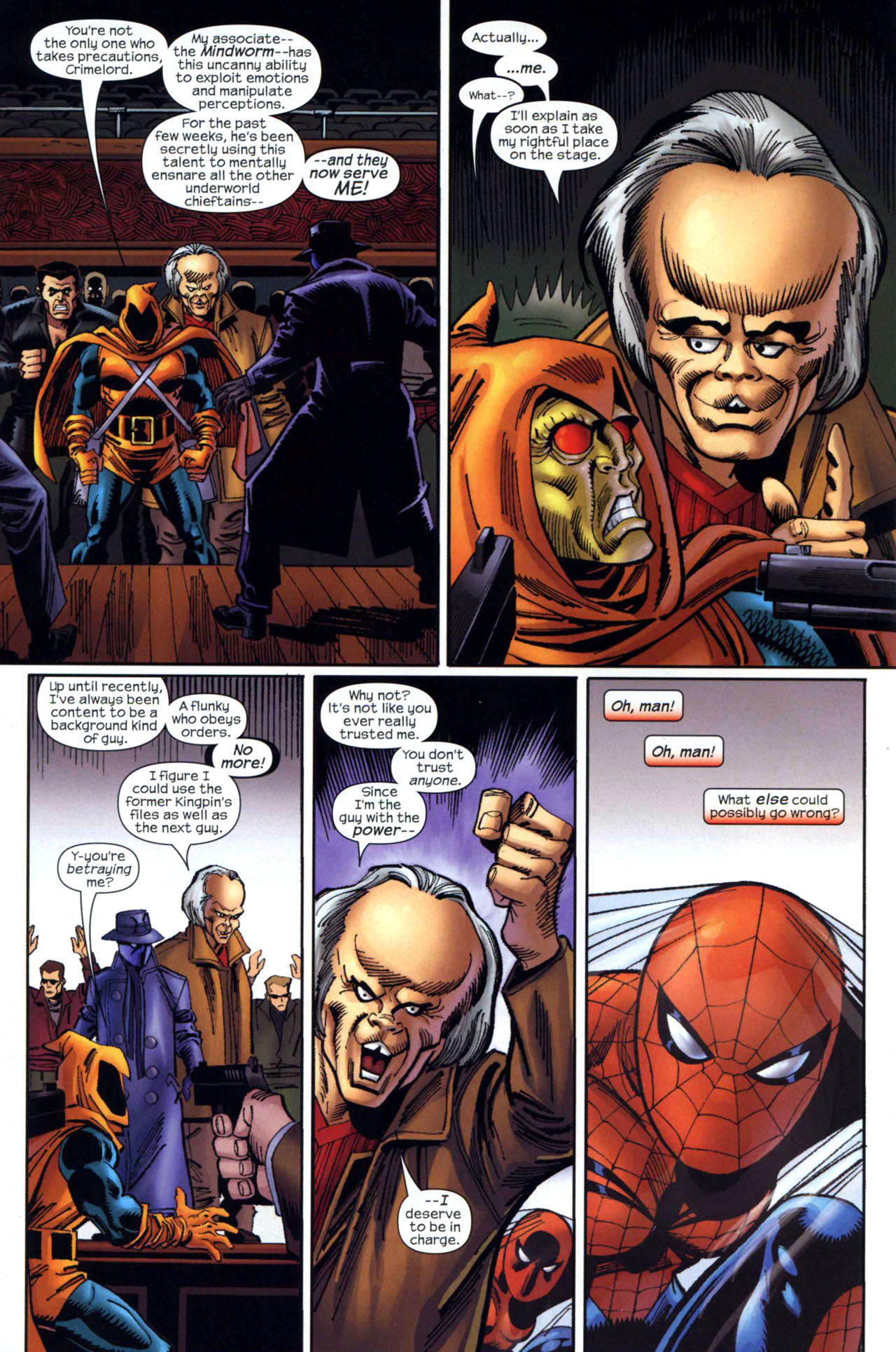 Read online Amazing Spider-Girl comic -  Issue #18 - 6