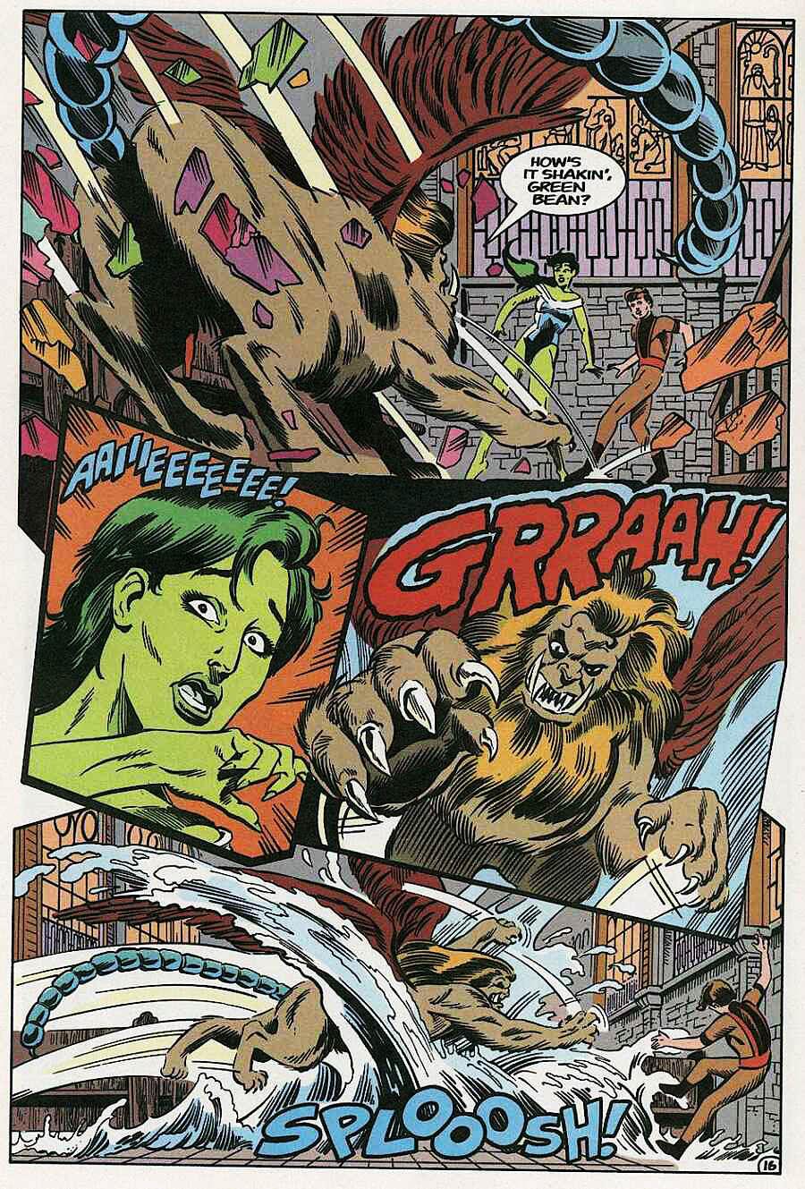 Elementals (1984) issue 19 - Page 18