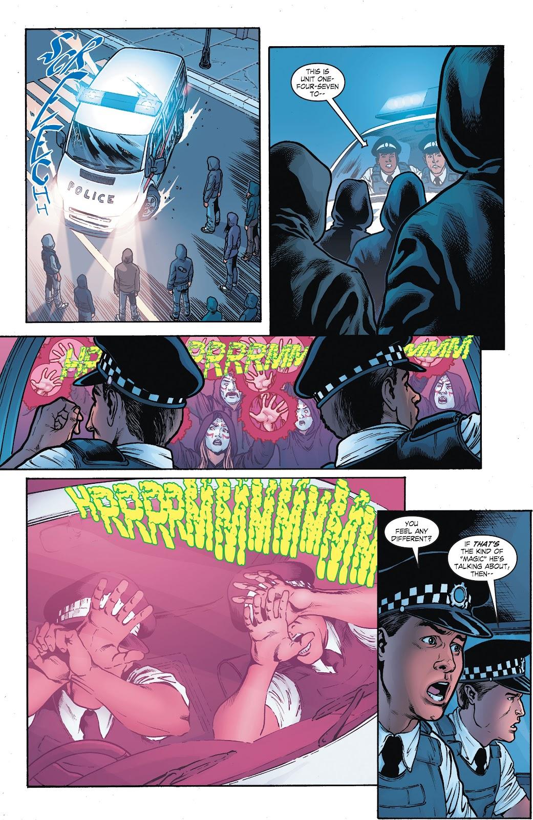 Read online Smallville Season 11 [II] comic -  Issue # TPB 8 - 18