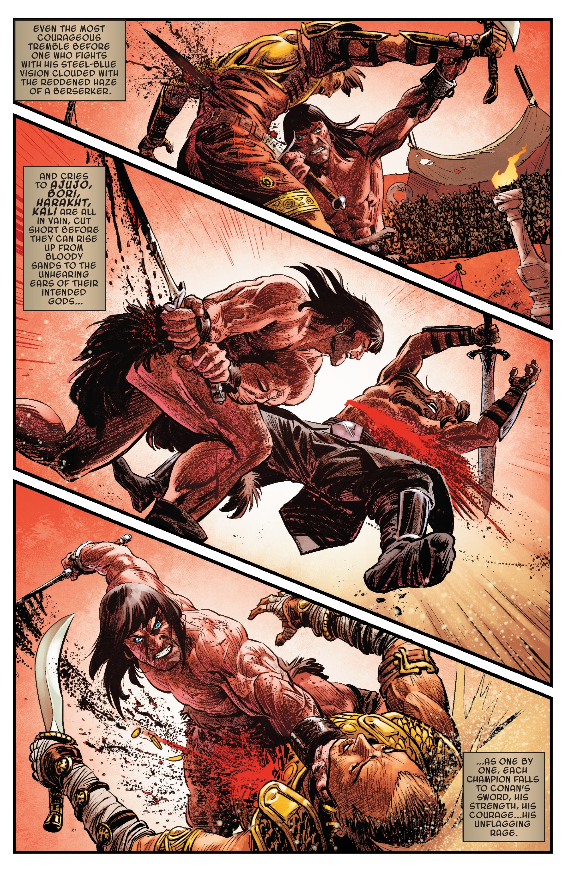 Read online Savage Sword of Conan comic -  Issue #6 - 17