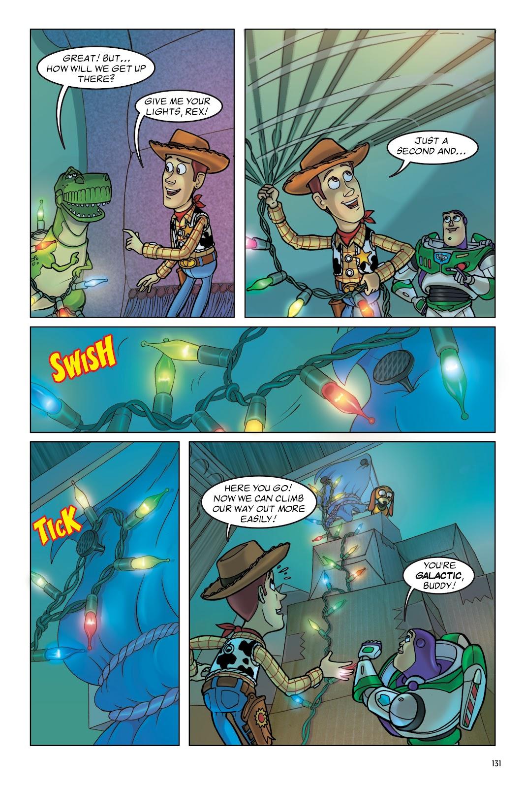 Read online DISNEY·PIXAR Toy Story Adventures comic -  Issue # TPB 1 (Part 2) - 31