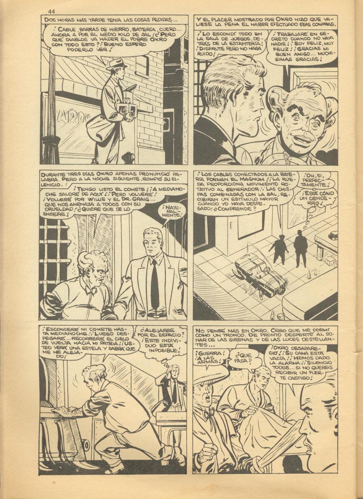 Read online Adventures into Weird Worlds comic -  Issue #1 - 12