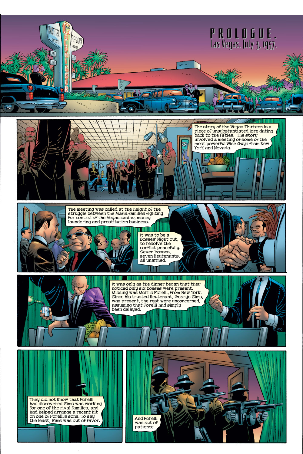 The Amazing Spider-Man (1999) 51 Page 1