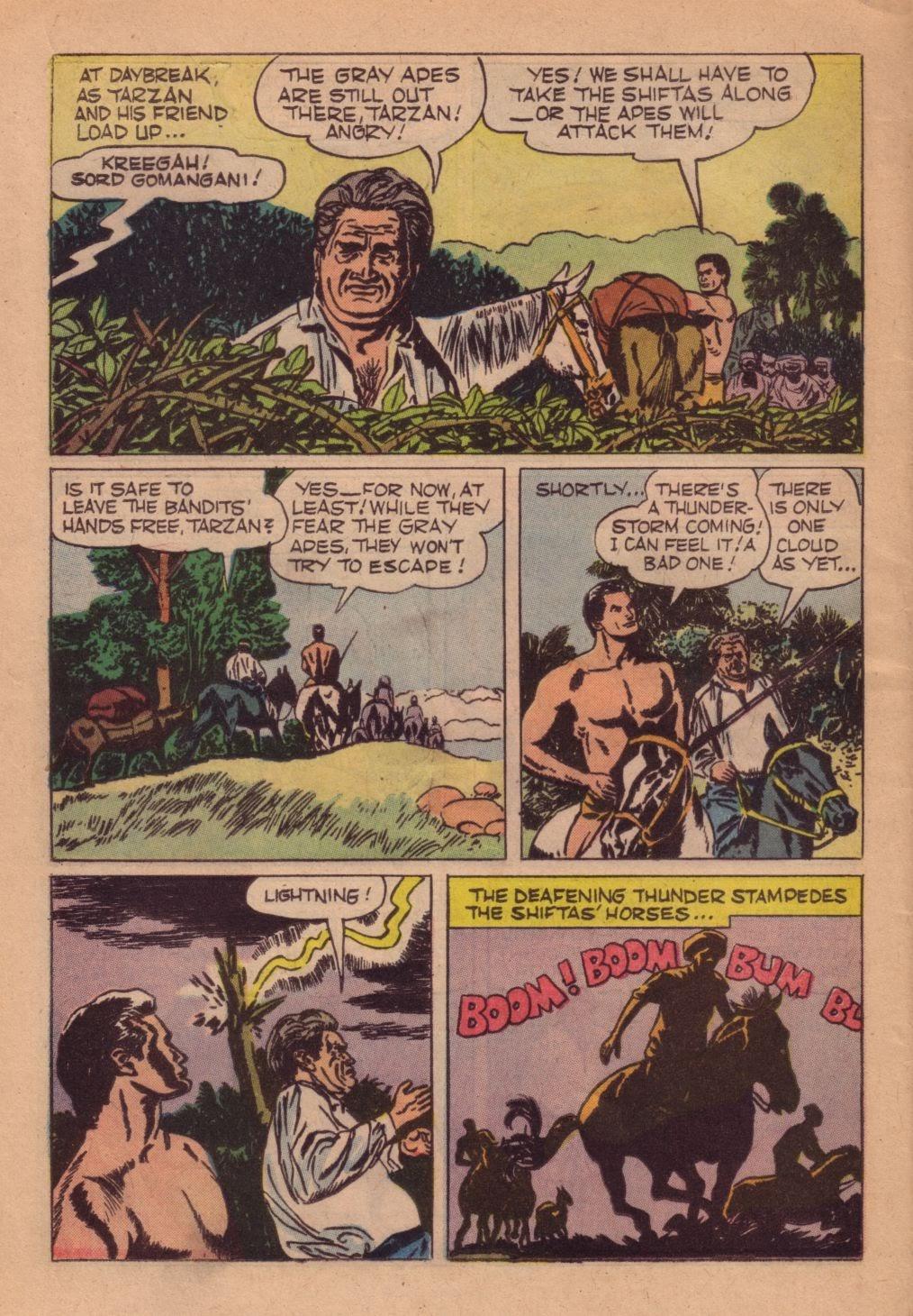 Tarzan (1948) issue 109 - Page 12