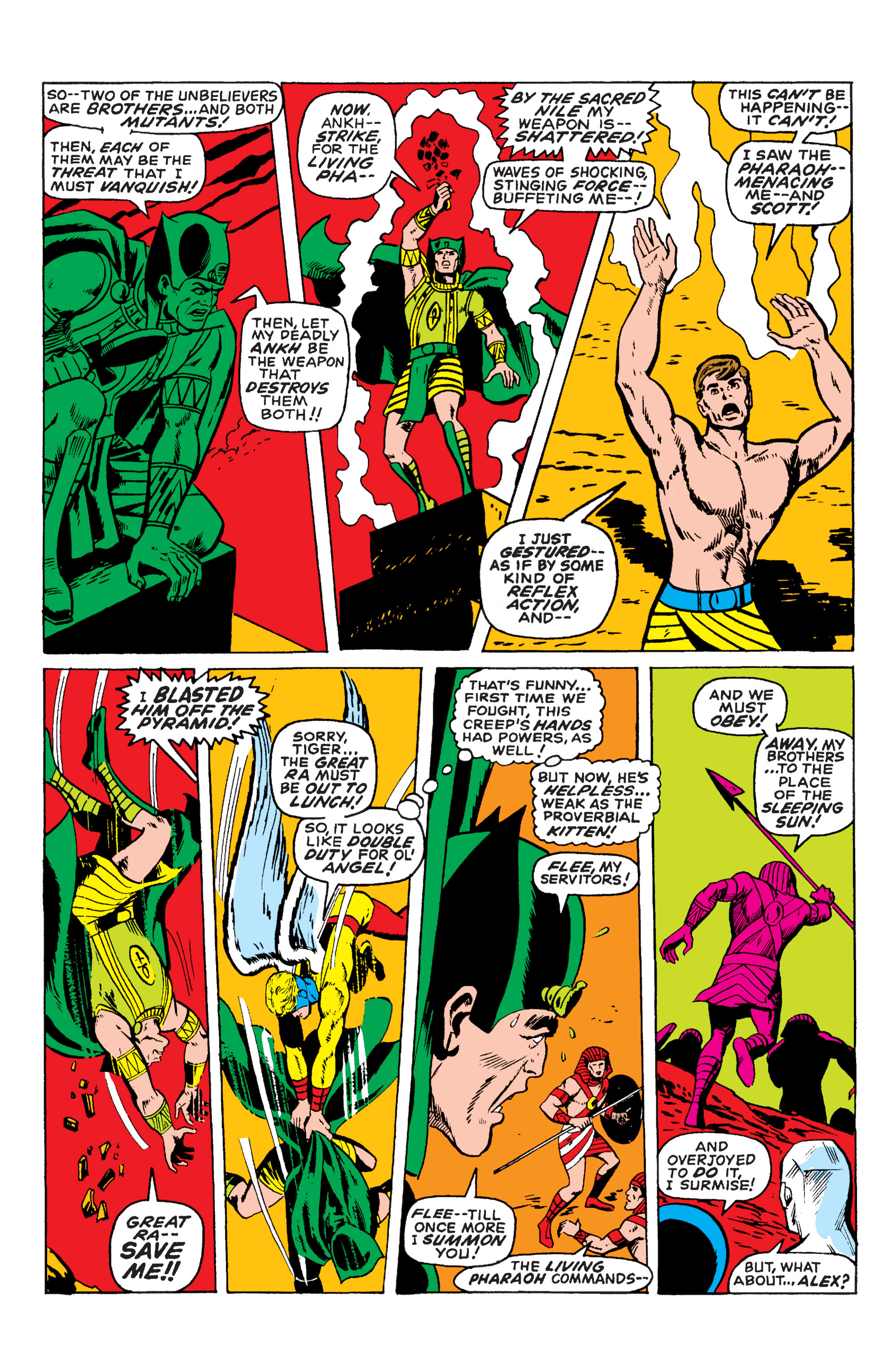 Uncanny X-Men (1963) 55 Page 14