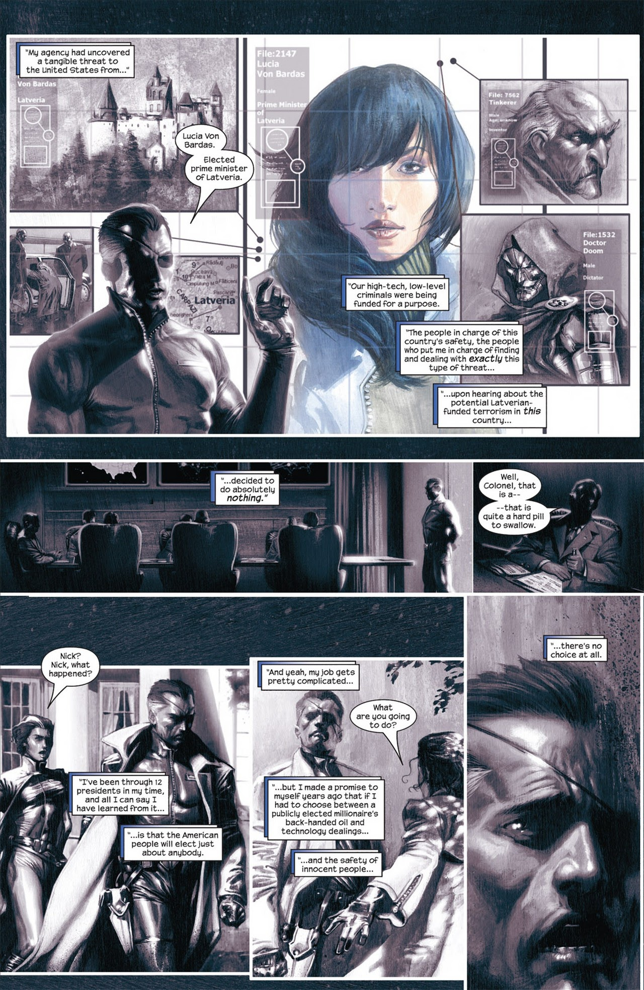 Secret War #5 #6 - English 16