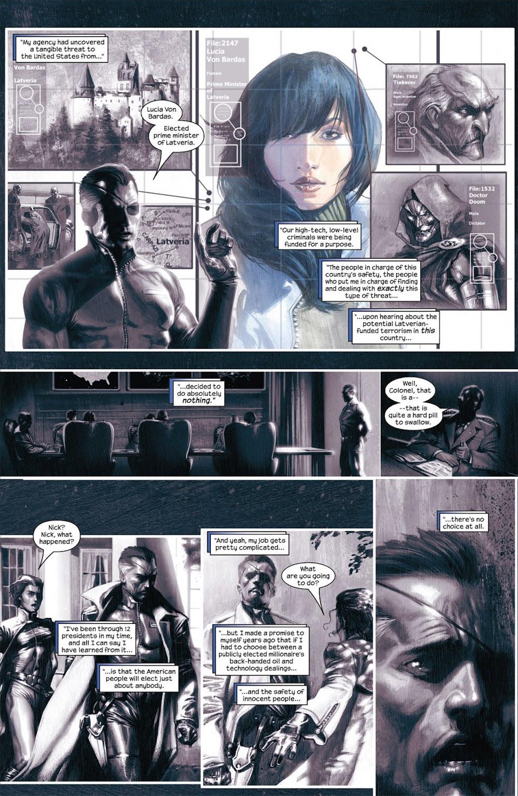 Read online Secret War comic -  Issue #5 - 16