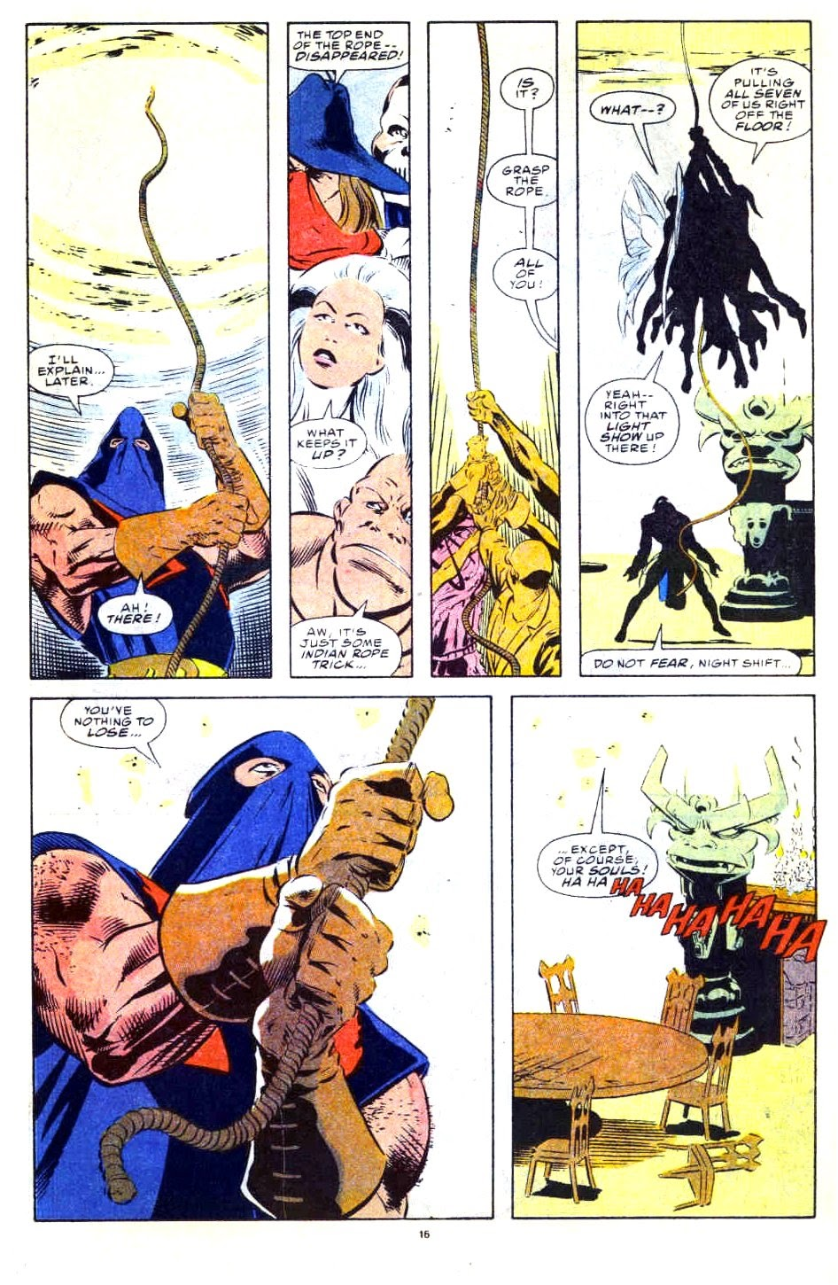 Avengers West Coast (1989) issue 76 - Page 14