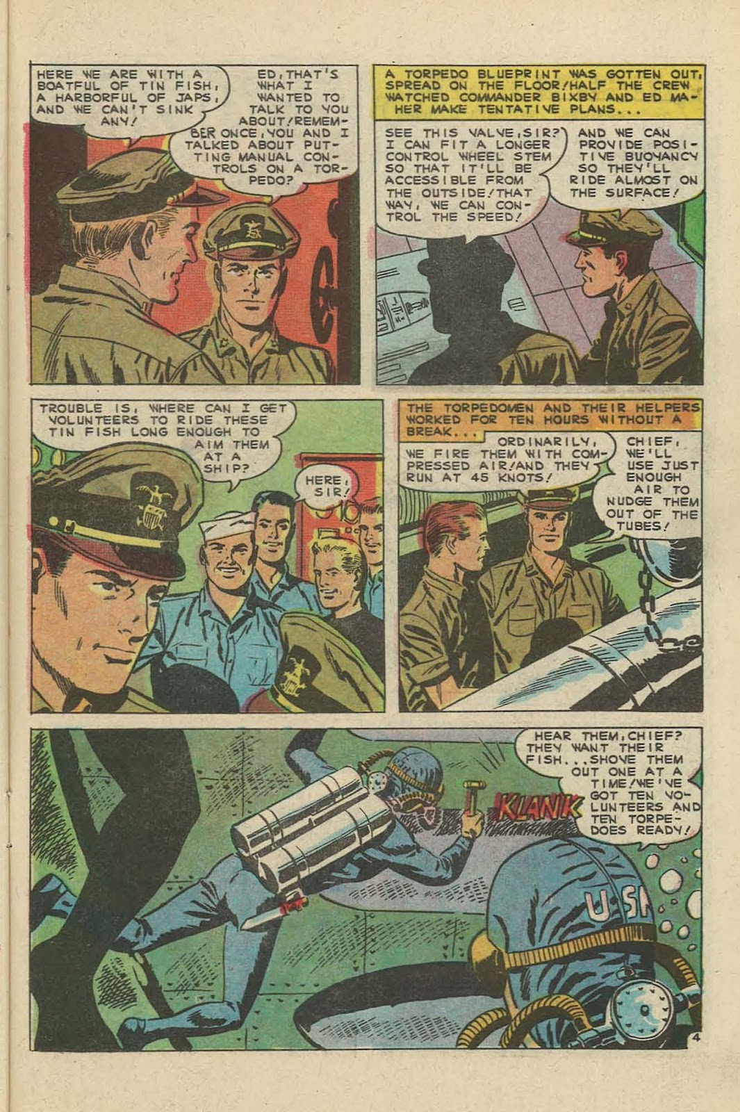 Read online Fightin' Navy comic -  Issue #131 - 27