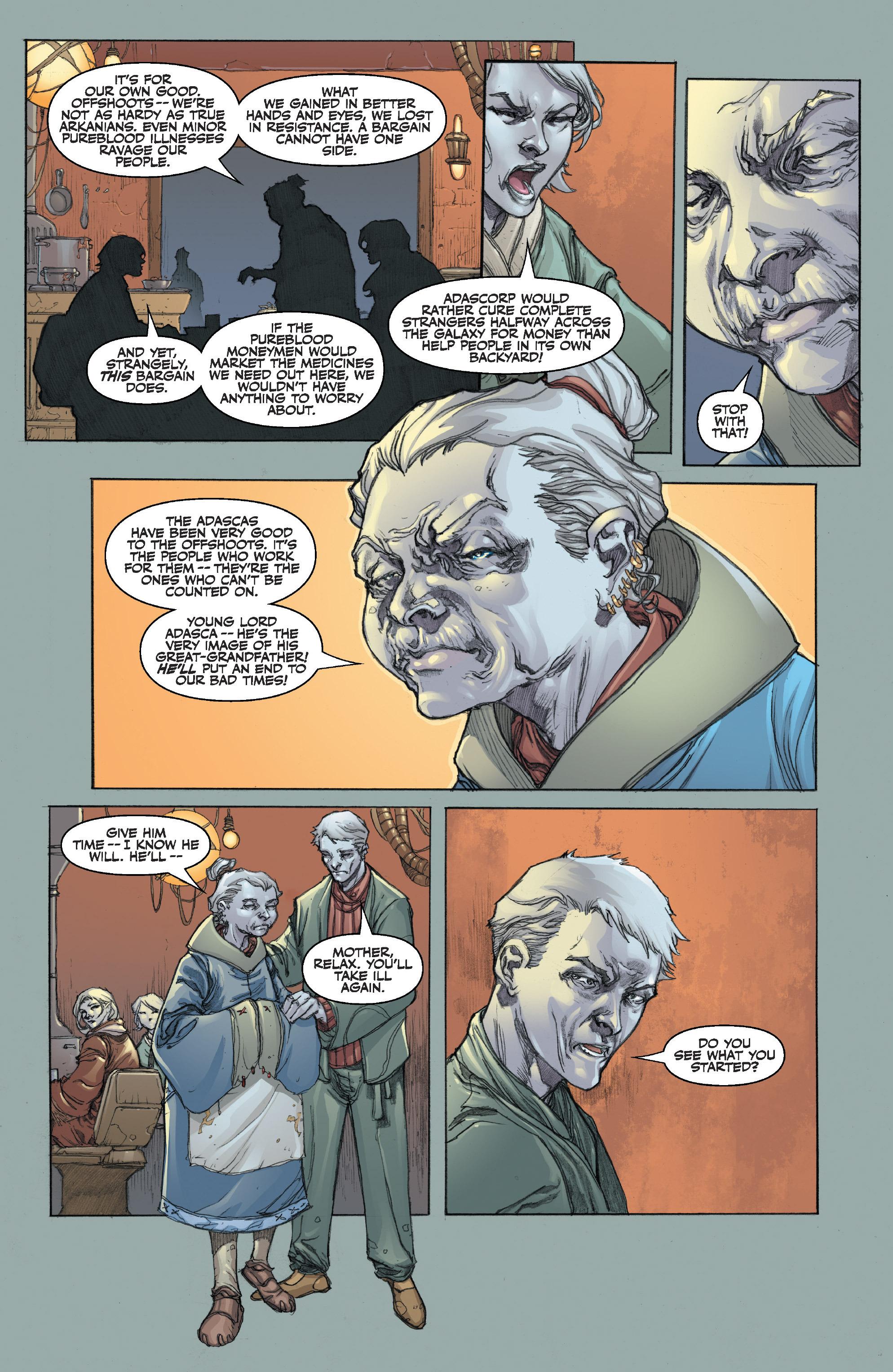 Read online Star Wars Omnibus comic -  Issue # Vol. 29 - 355