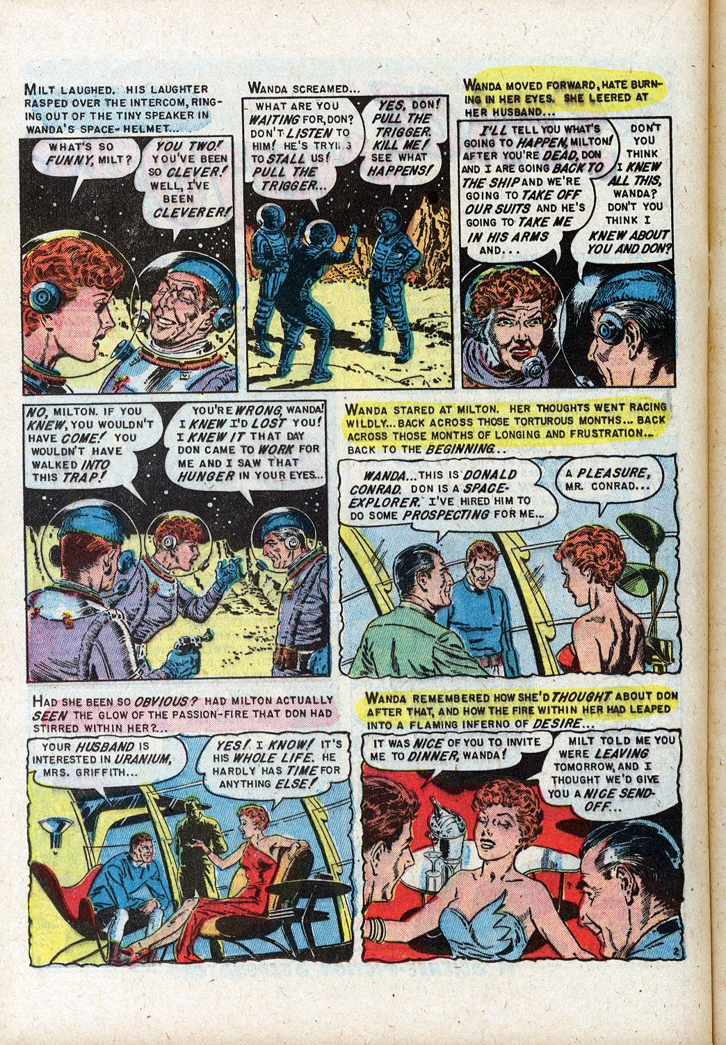 Read online Shock SuspenStories comic -  Issue #11 - 22