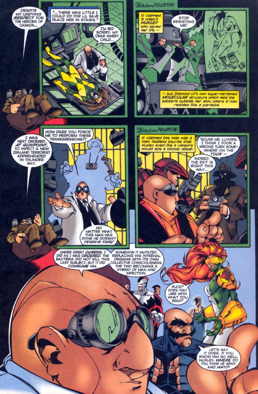 Read online Alpha Flight (1997) comic -  Issue #19 - 14