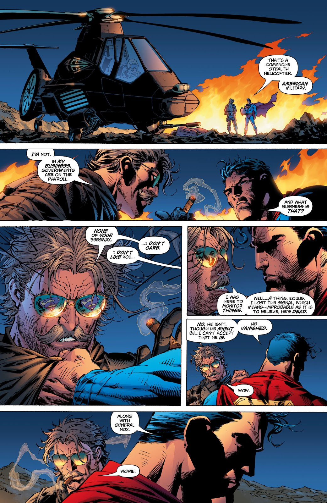 Read online Superman: For Tomorrow comic -  Issue # TPB (Part 2) - 14