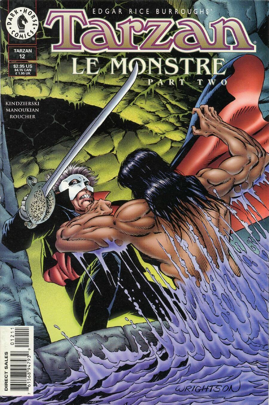 Tarzan (1996) issue 12 - Page 1