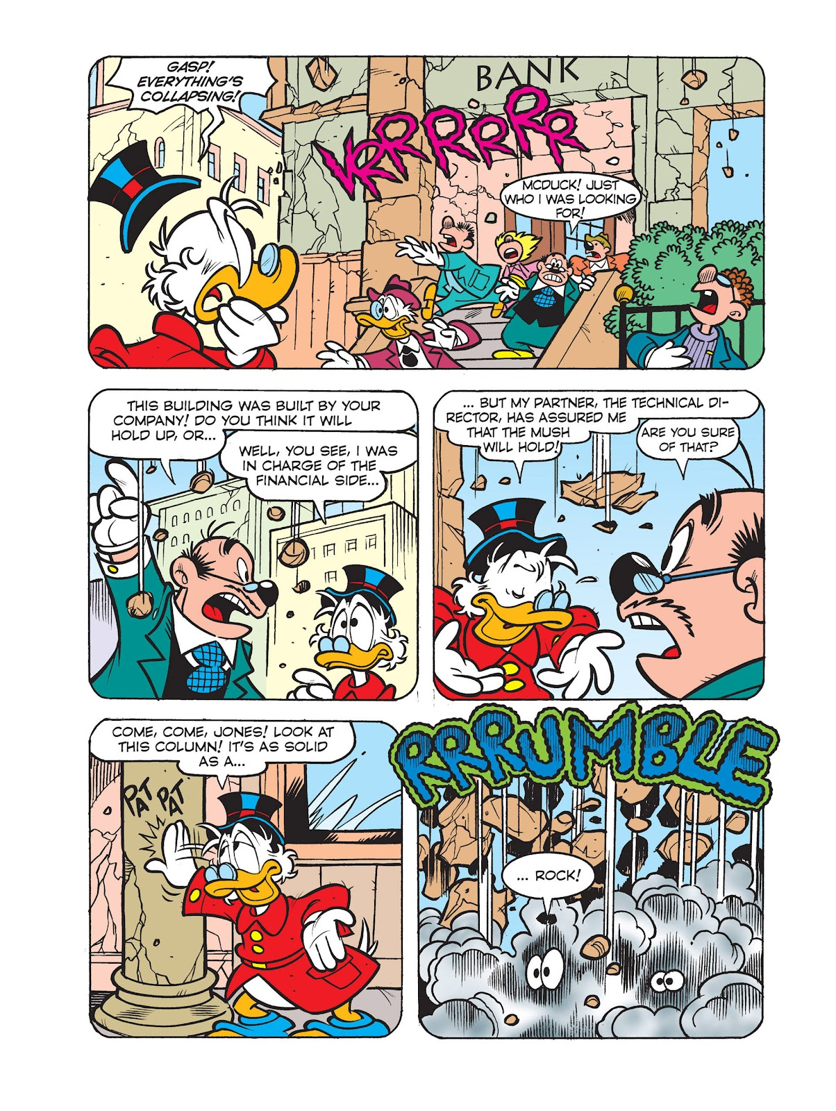 All of Scrooge McDuck's Millions Issue #4 #4 - English 11