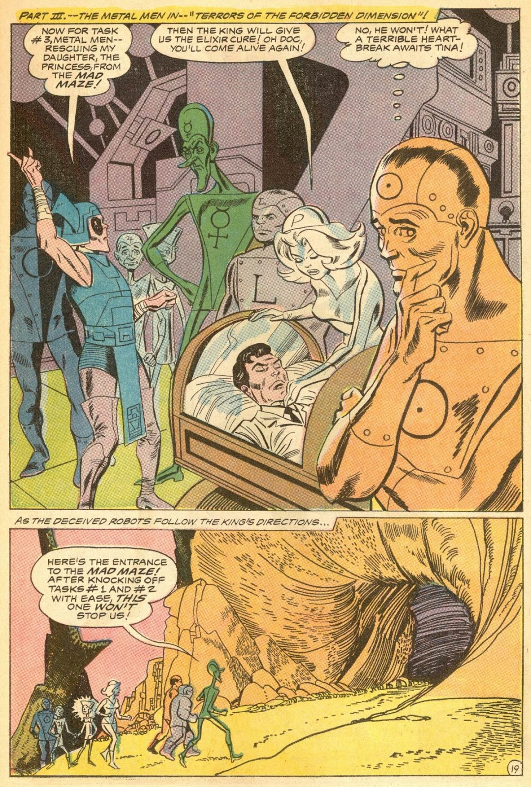 Metal Men (1963) issue 30 - Page 23