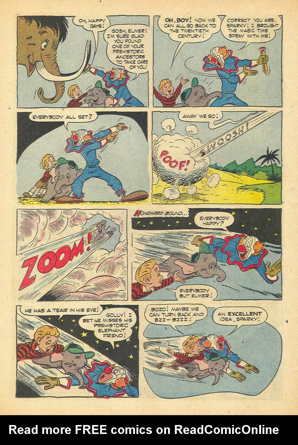Four Color Comics issue 594 - Page 26