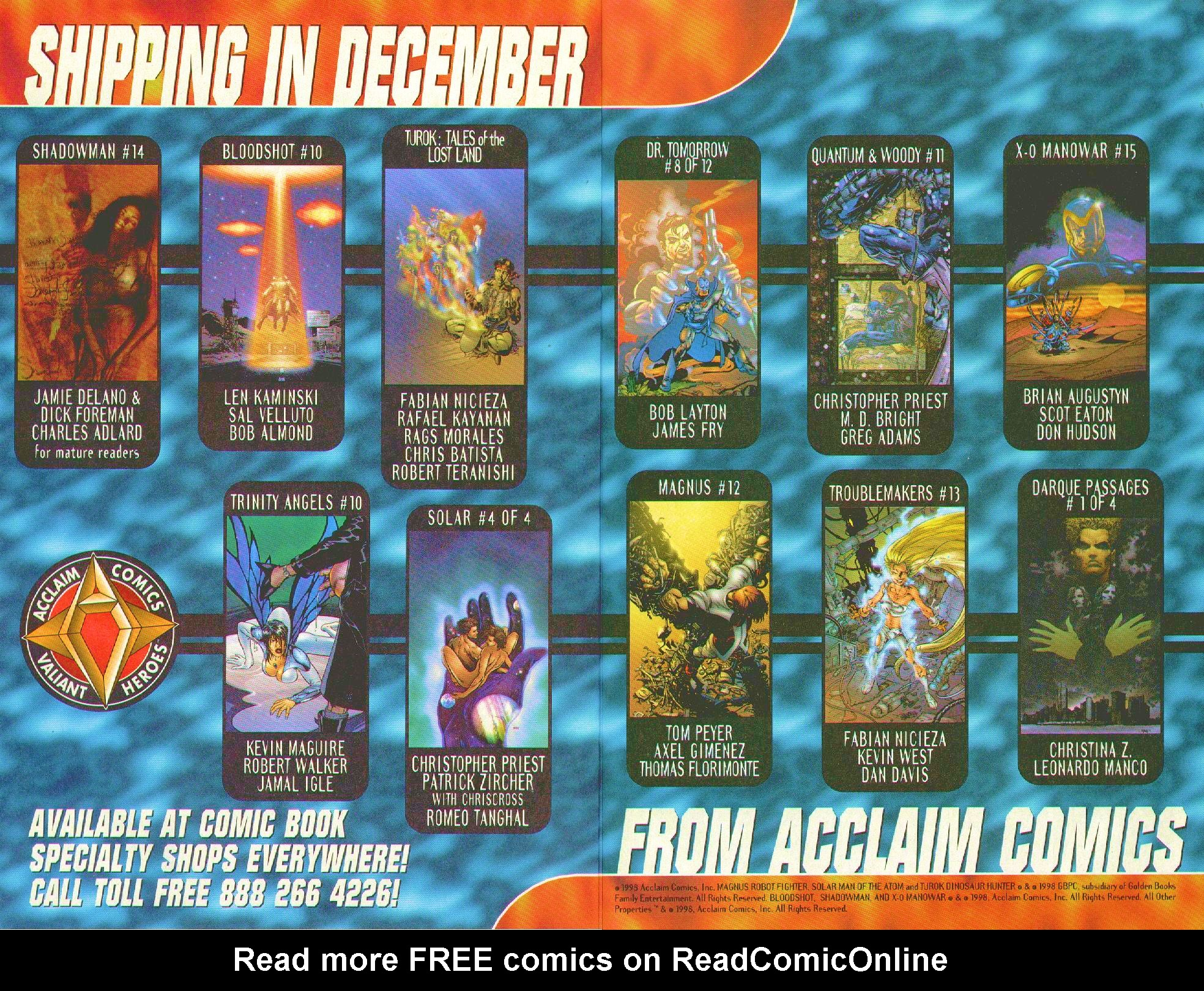 Read online Trinity Angels comic -  Issue #10 - 7