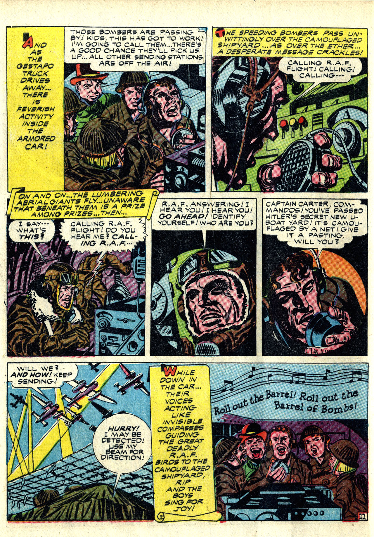 Read online Detective Comics (1937) comic -  Issue #78 - 56
