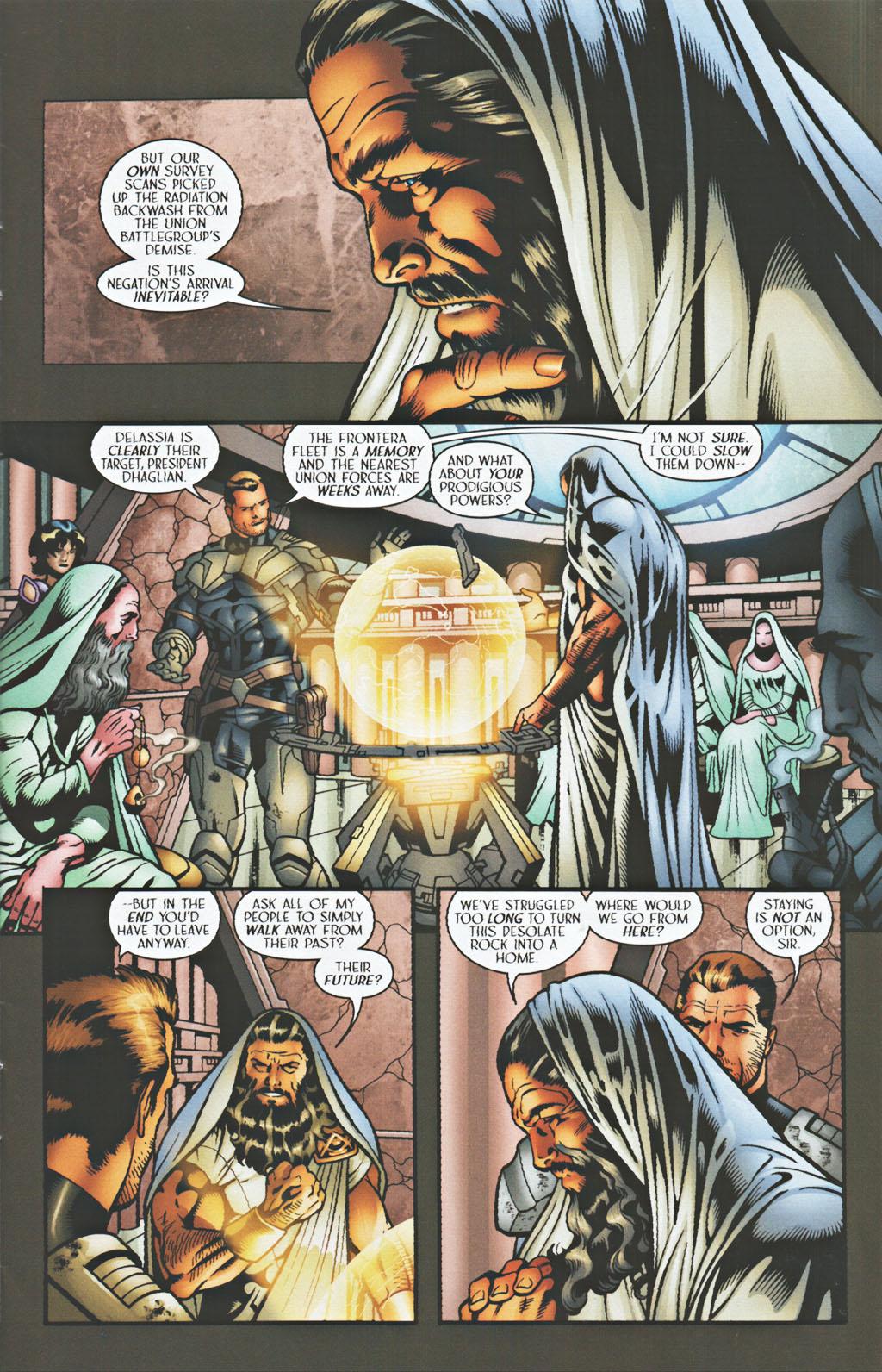 Read online Sigil (2000) comic -  Issue #41 - 8