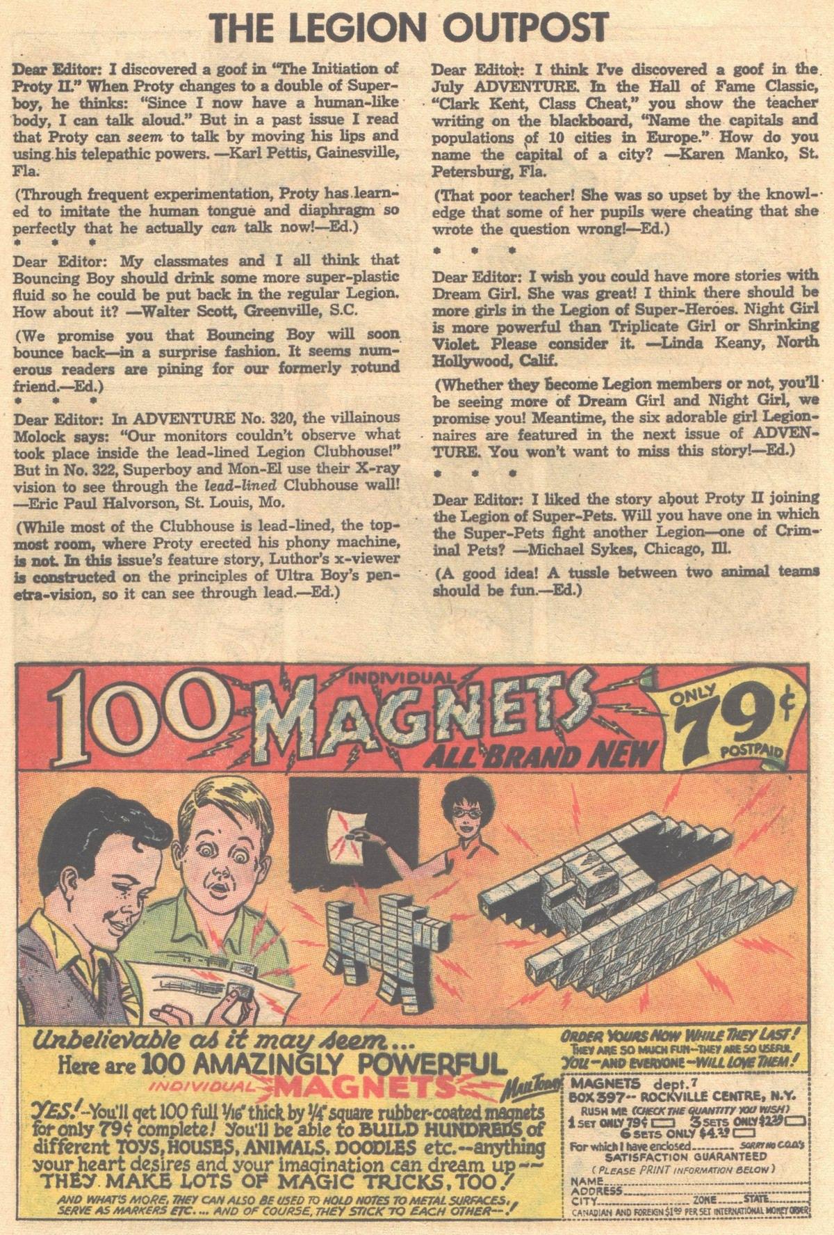 Read online Adventure Comics (1938) comic -  Issue #325 - 12