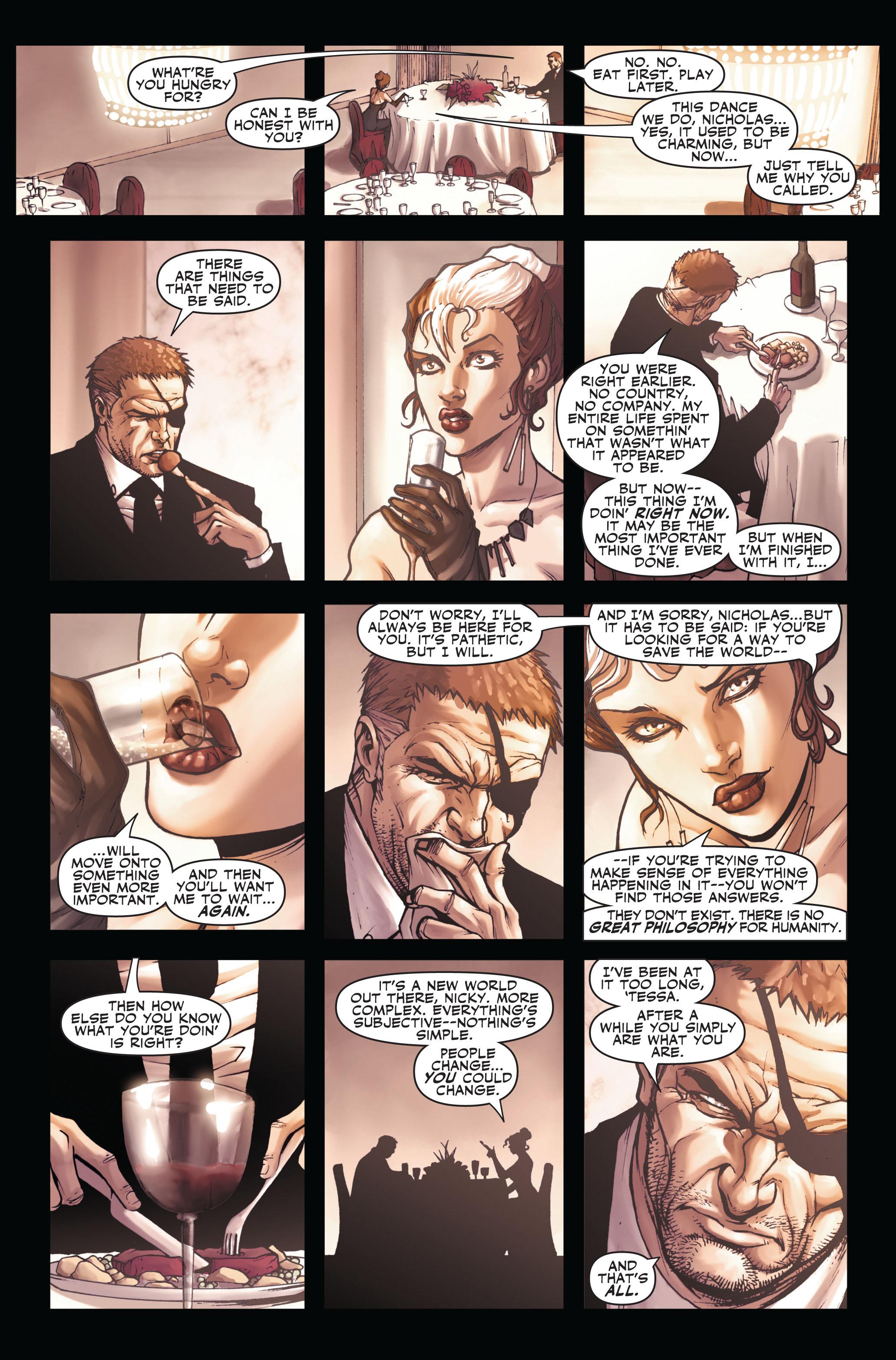 Read online Secret Warriors comic -  Issue #3 - 13