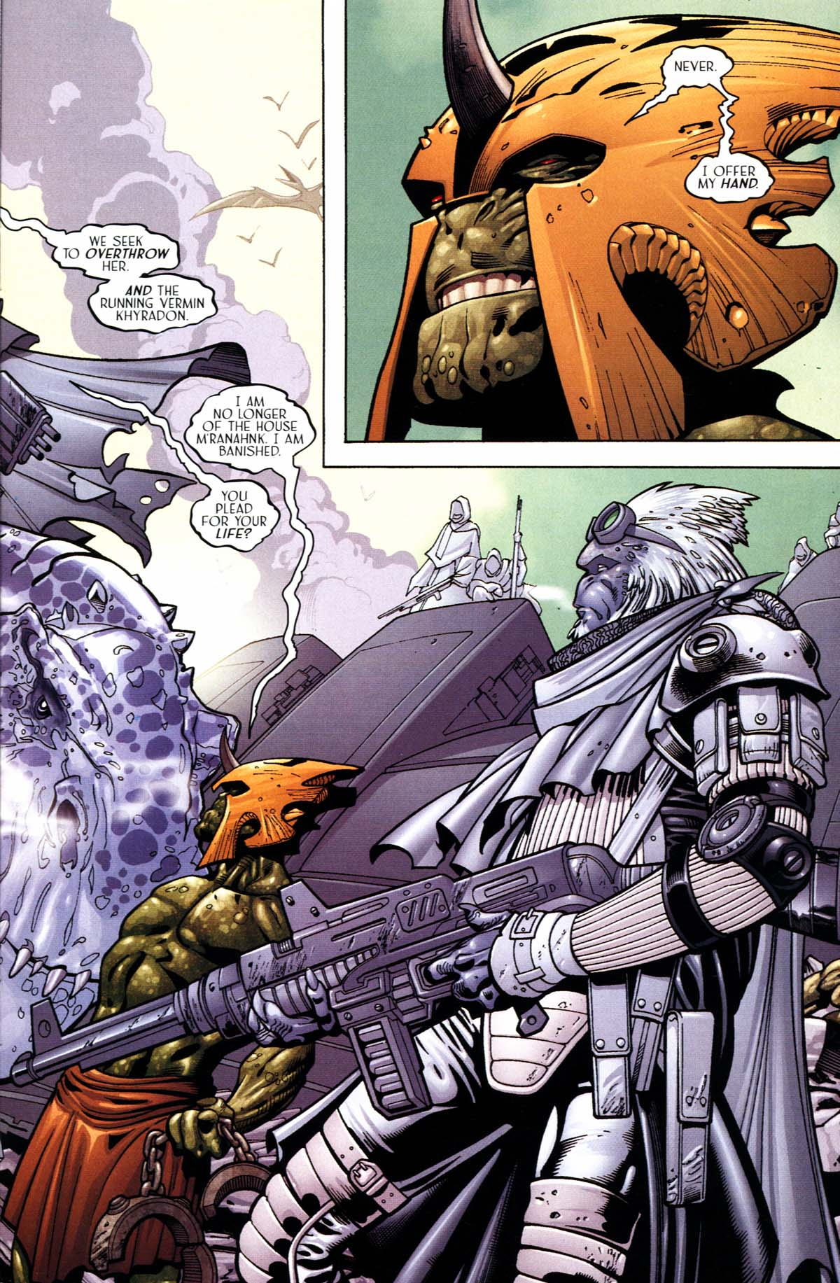 Read online Sigil (2000) comic -  Issue #24 - 24