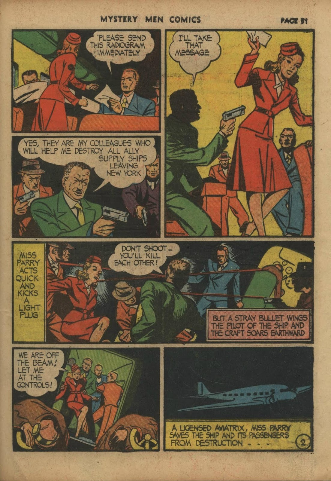 Mystery Men Comics issue 10 - Page 53