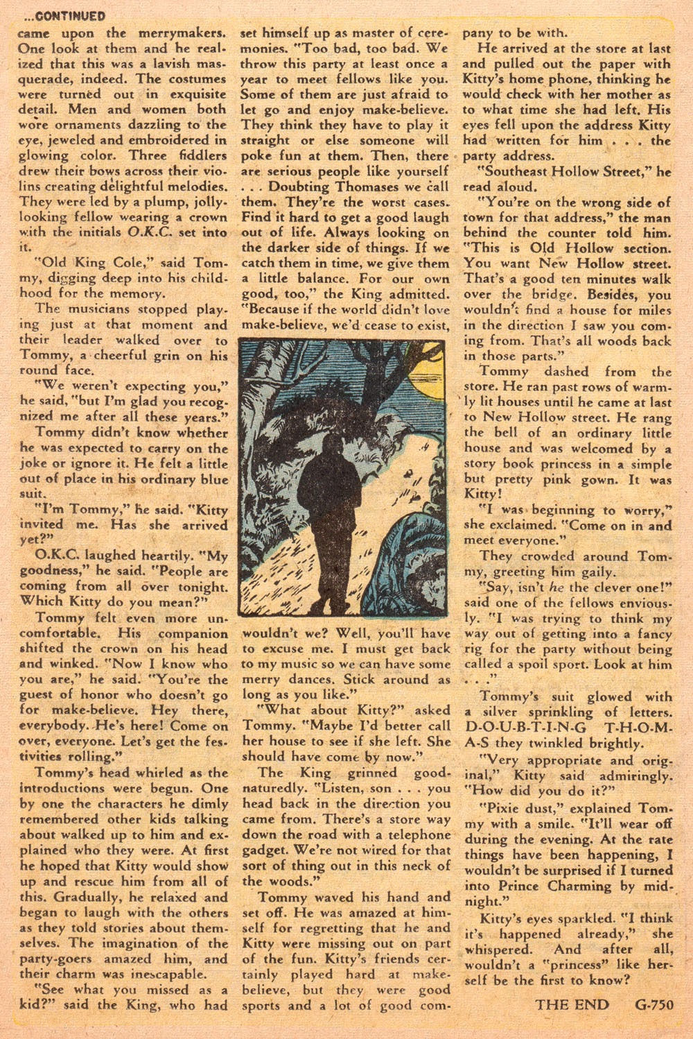 Journey Into Unknown Worlds (1950) issue 38 - Page 25