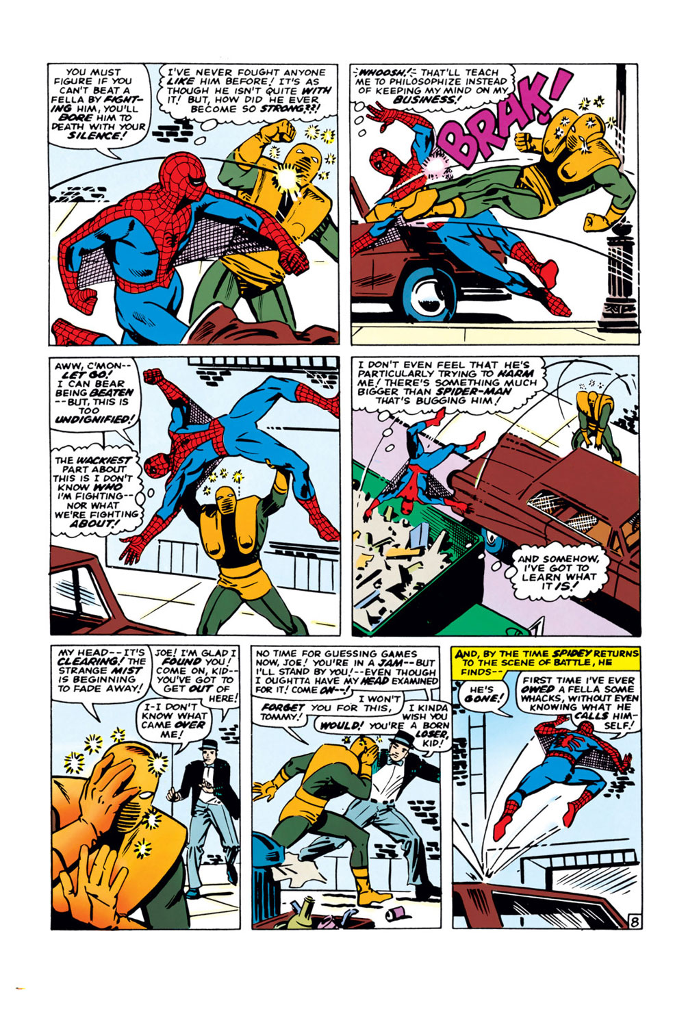 The Amazing Spider-Man (1963) 38 Page 8