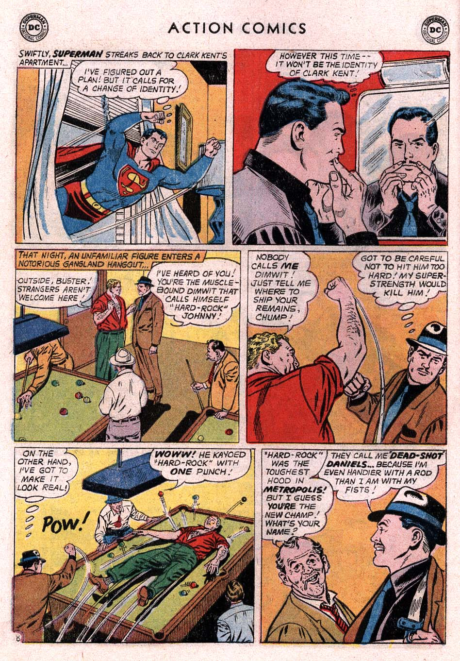 Read online Action Comics (1938) comic -  Issue #307 - 9