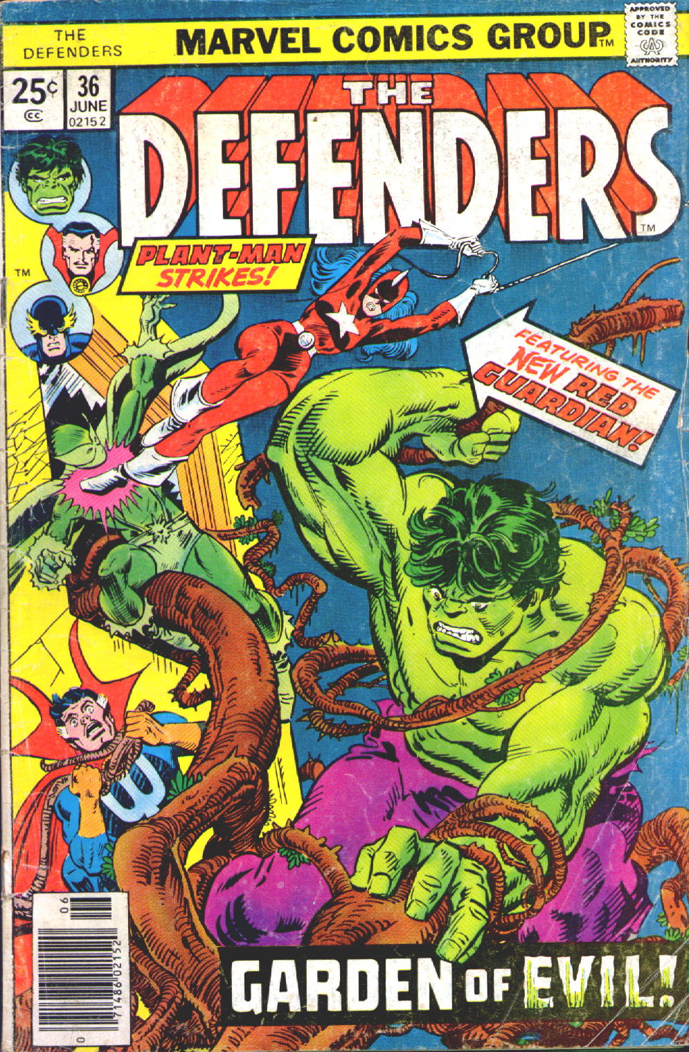 The Defenders (1972) 36 Page 1