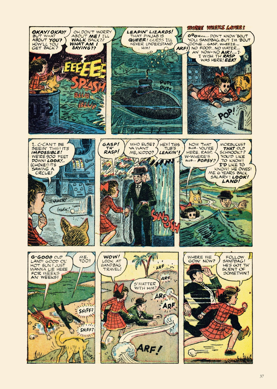 Read online Sincerest Form of Parody: The Best 1950s MAD-Inspired Satirical Comics comic -  Issue # TPB (Part 1) - 38
