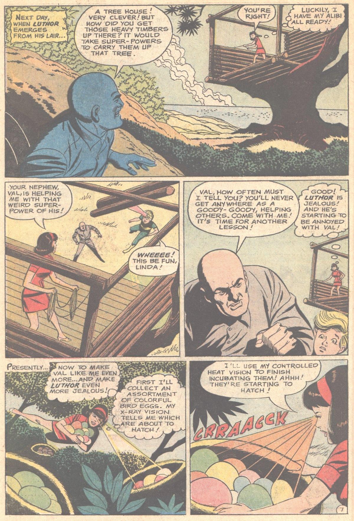 Read online Adventure Comics (1938) comic -  Issue #388 - 10