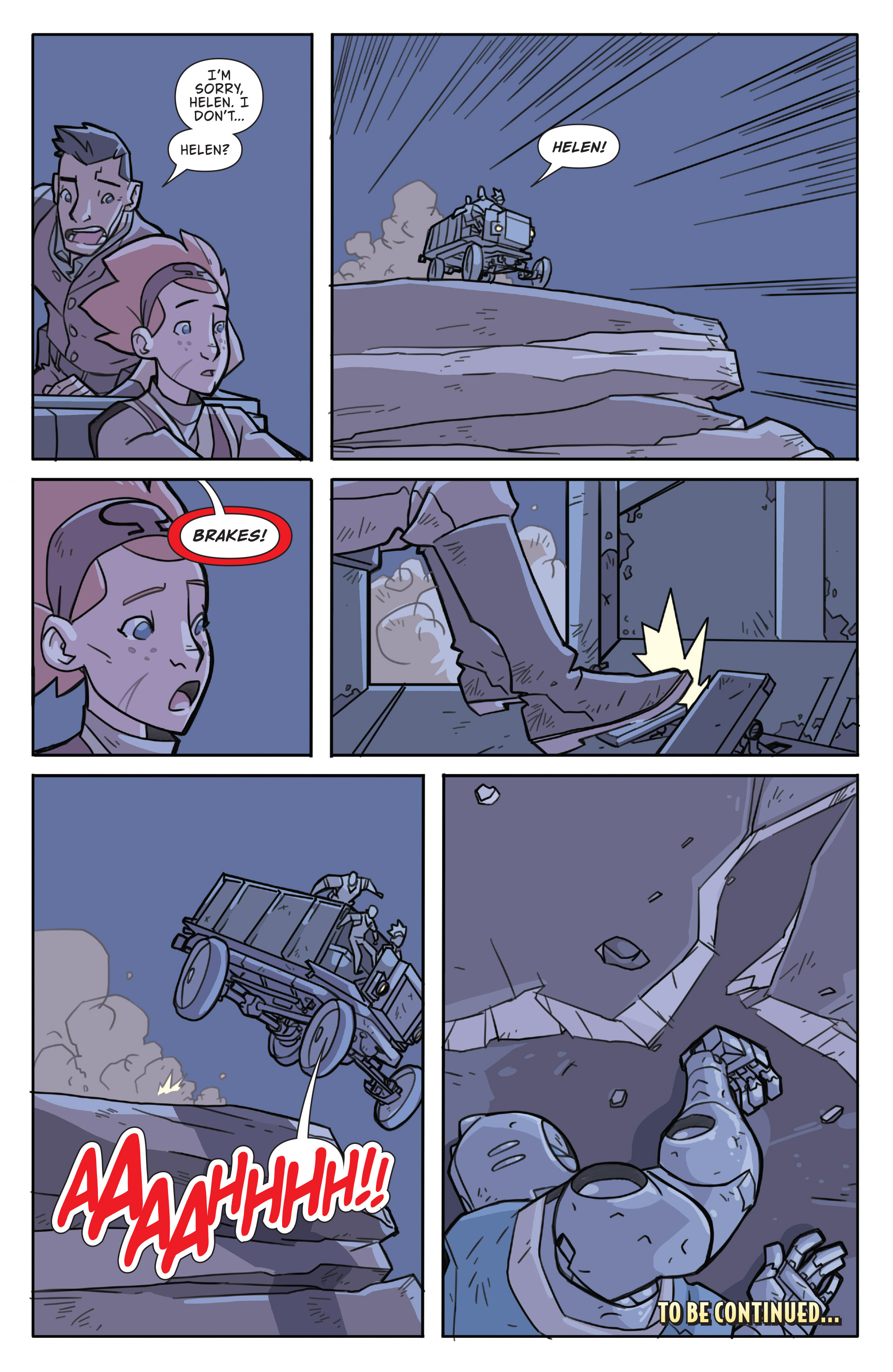 Read online Atomic Robo and the Temple of Od comic -  Issue #3 - 24
