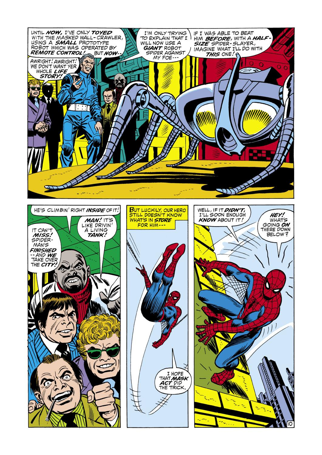 The Amazing Spider-Man (1963) 106 Page 10