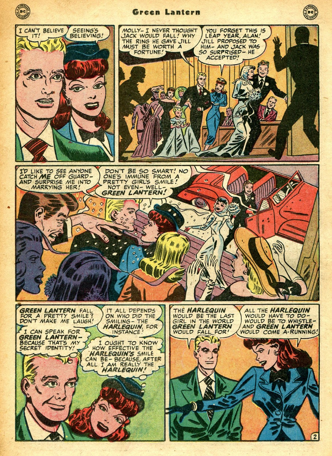 Green Lantern (1941) Issue #33 #33 - English 37
