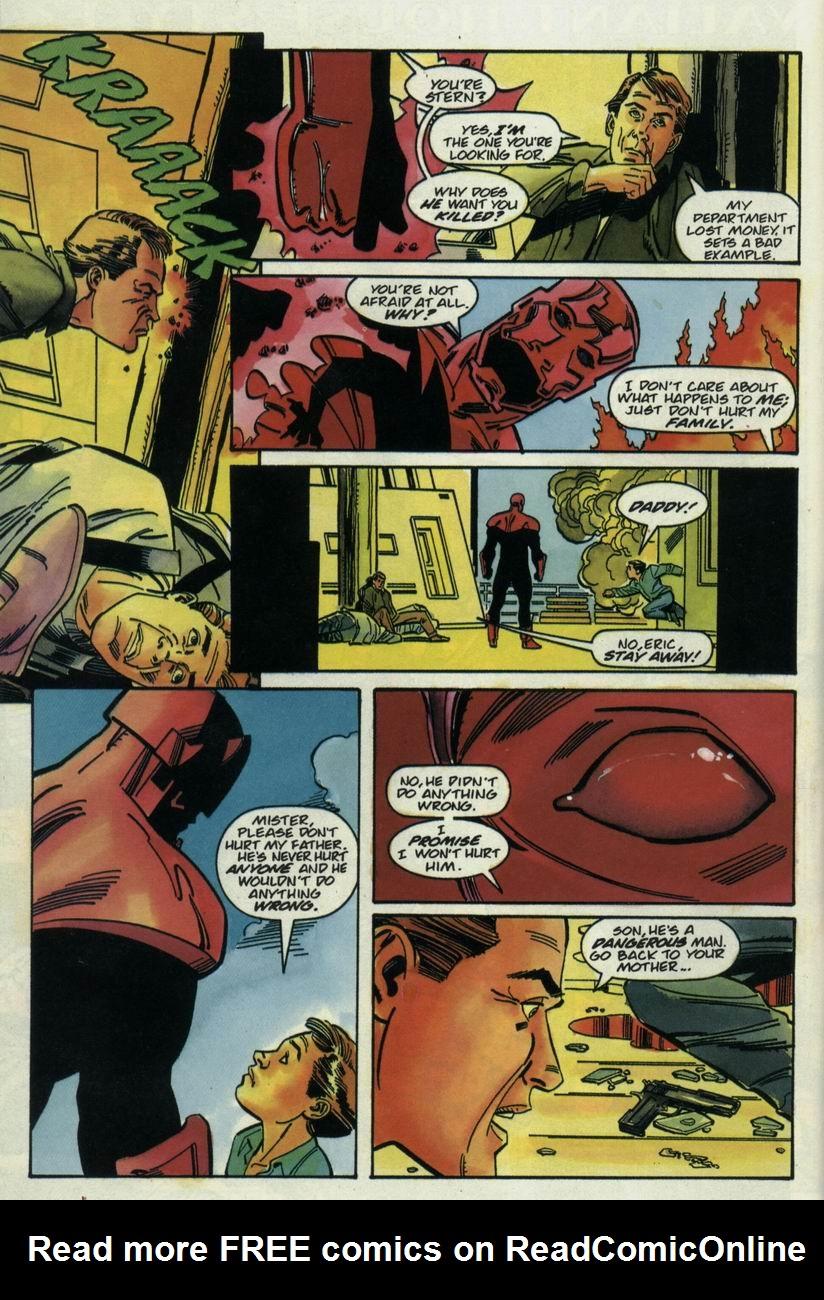 Read online Harbinger Files comic -  Issue #2 - 20