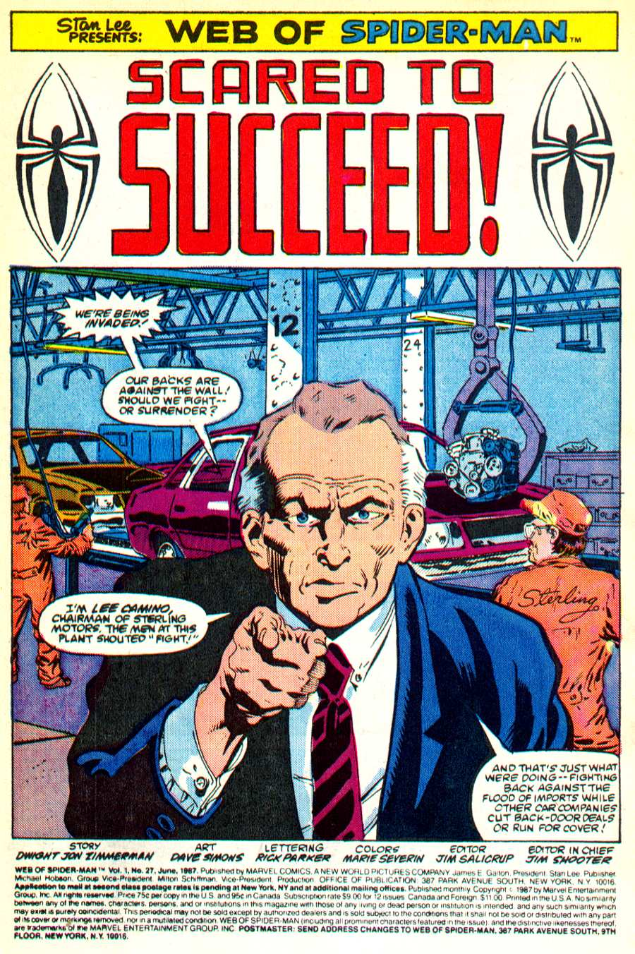Web of Spider-Man (1985) Issue #27 #37 - English 2