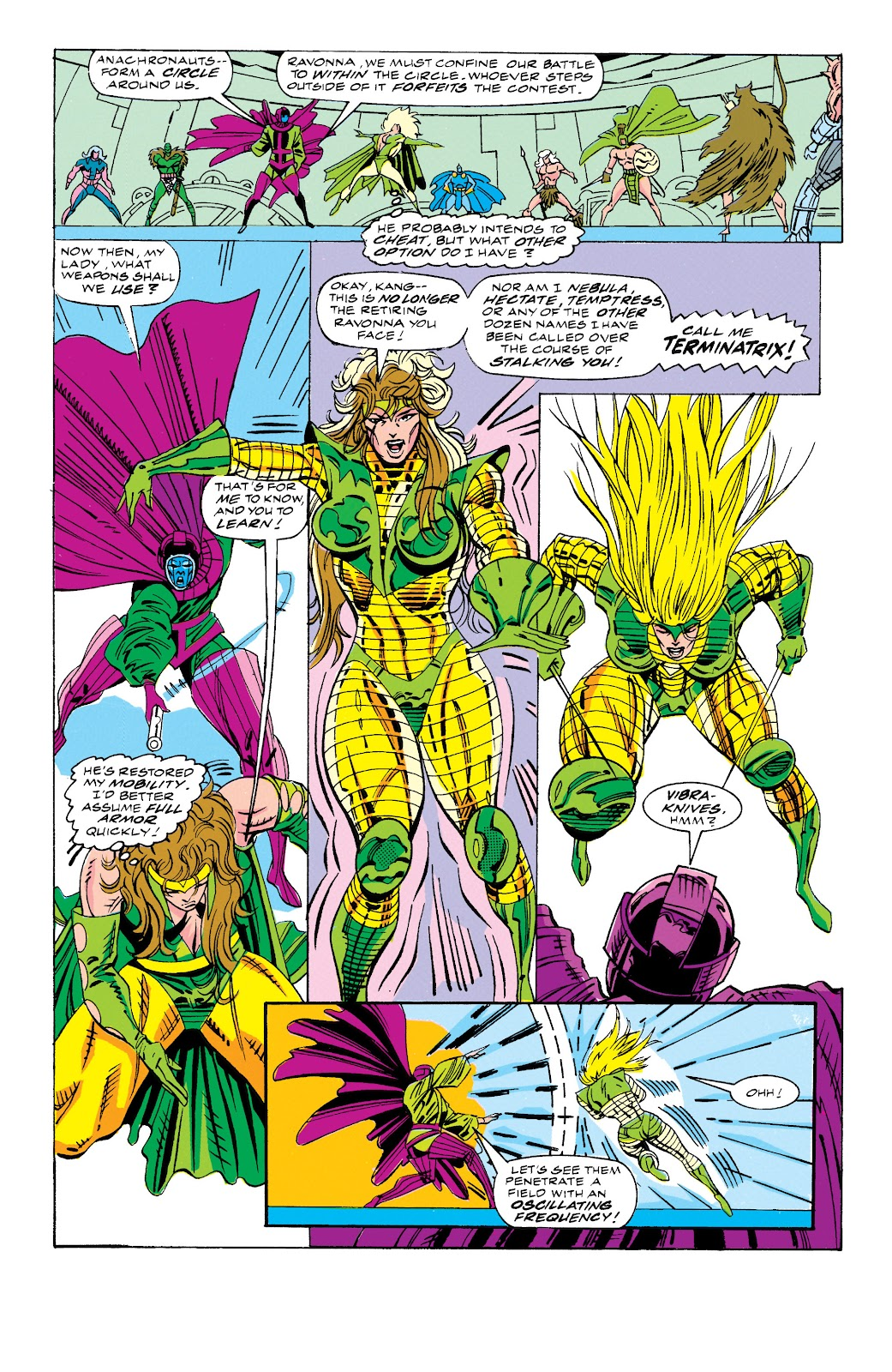 Read online Avengers: Citizen Kang comic -  Issue # TPB (Part 2) - 89