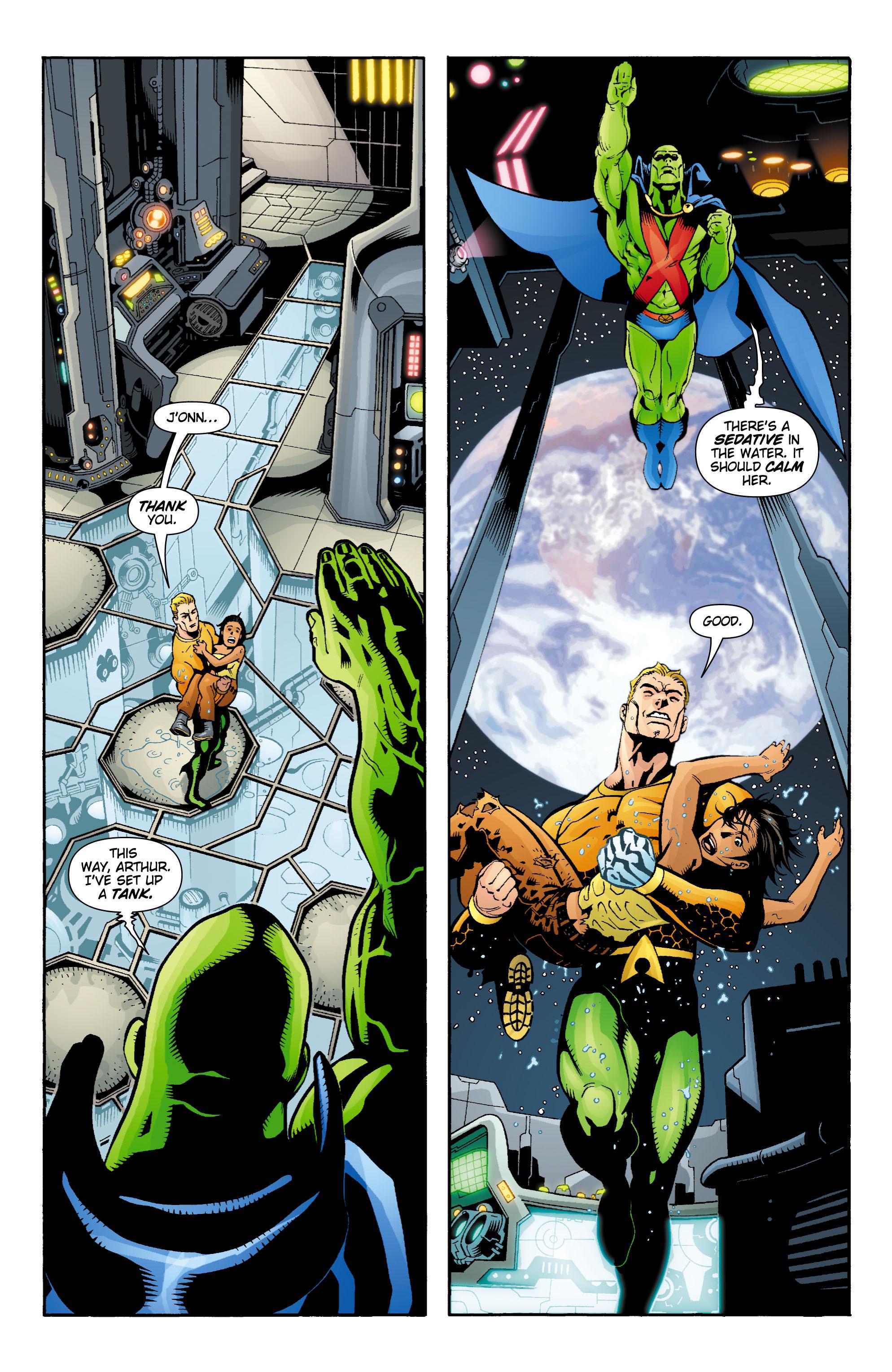 Read online Aquaman (2003) comic -  Issue #16 - 9
