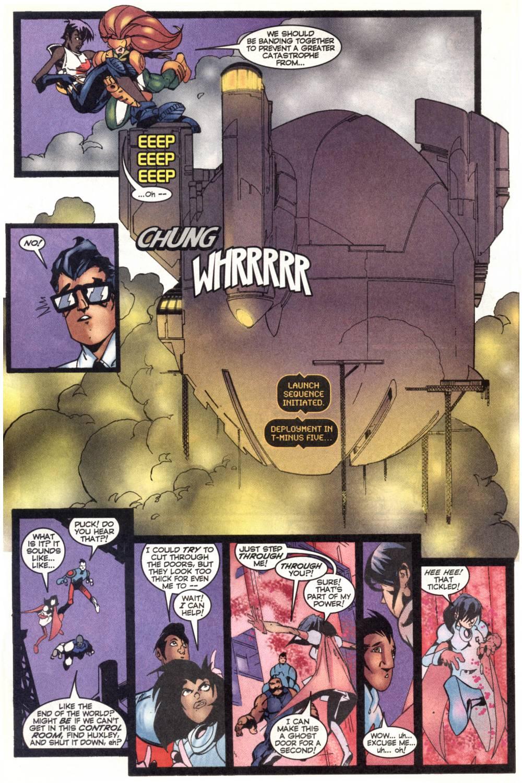 Read online Alpha Flight (1997) comic -  Issue #20 - 11