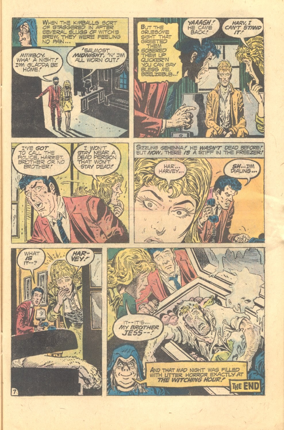 The Witching Hour (1969) issue 60 - Page 15