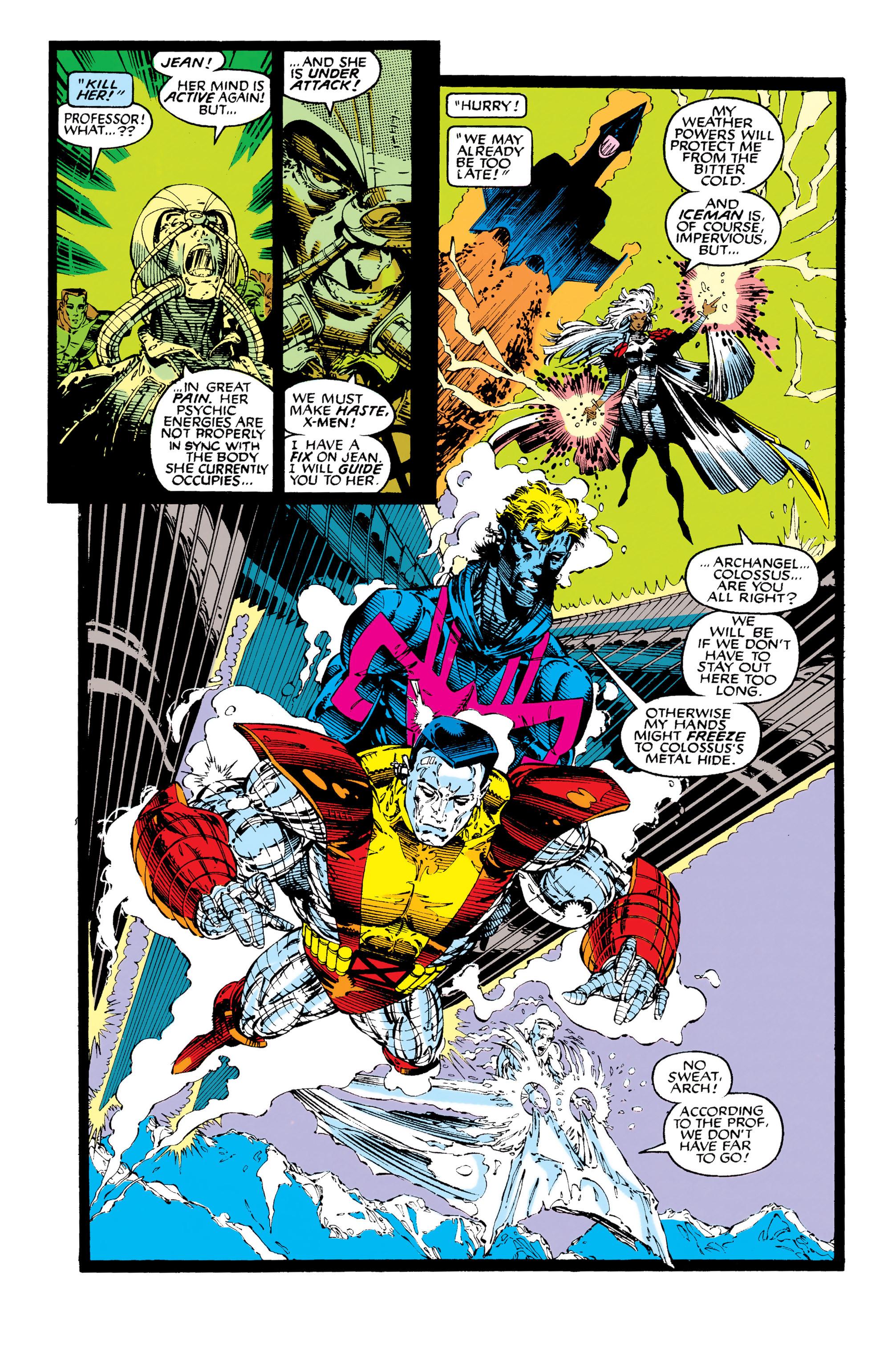 Read online Uncanny X-Men (1963) comic -  Issue #282 - 13