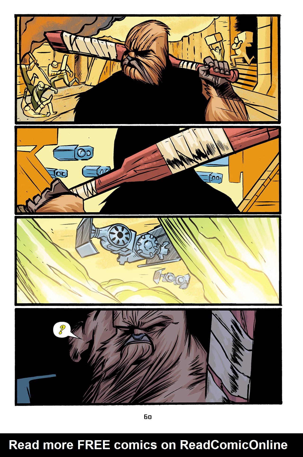 Read online Star Wars Omnibus comic -  Issue # Vol. 33 - 62