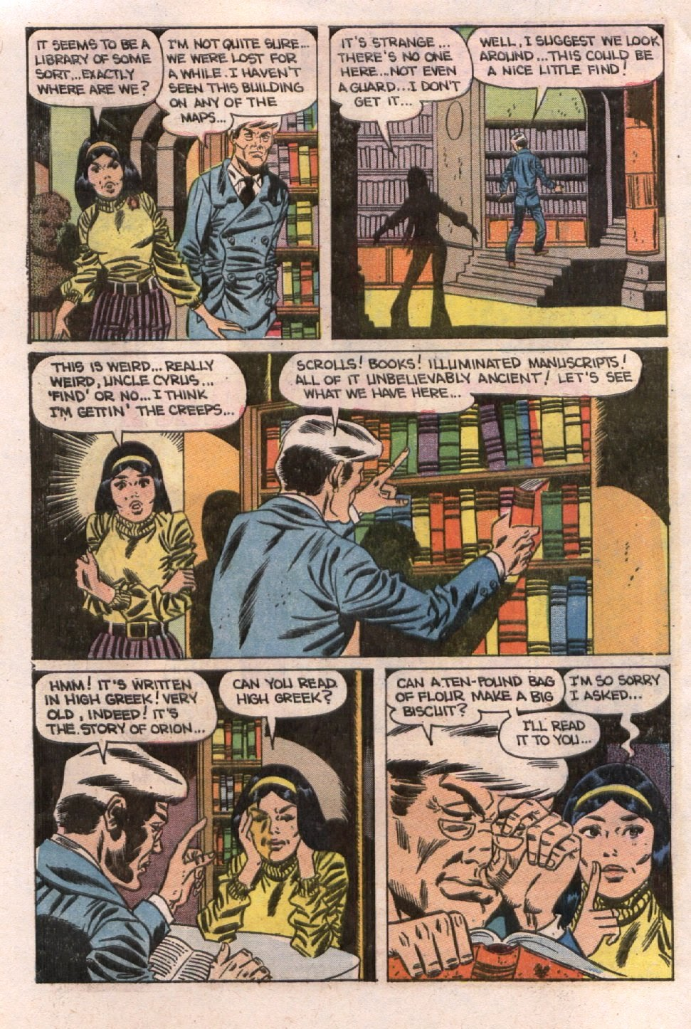 Midnight Tales issue 11 - Page 4