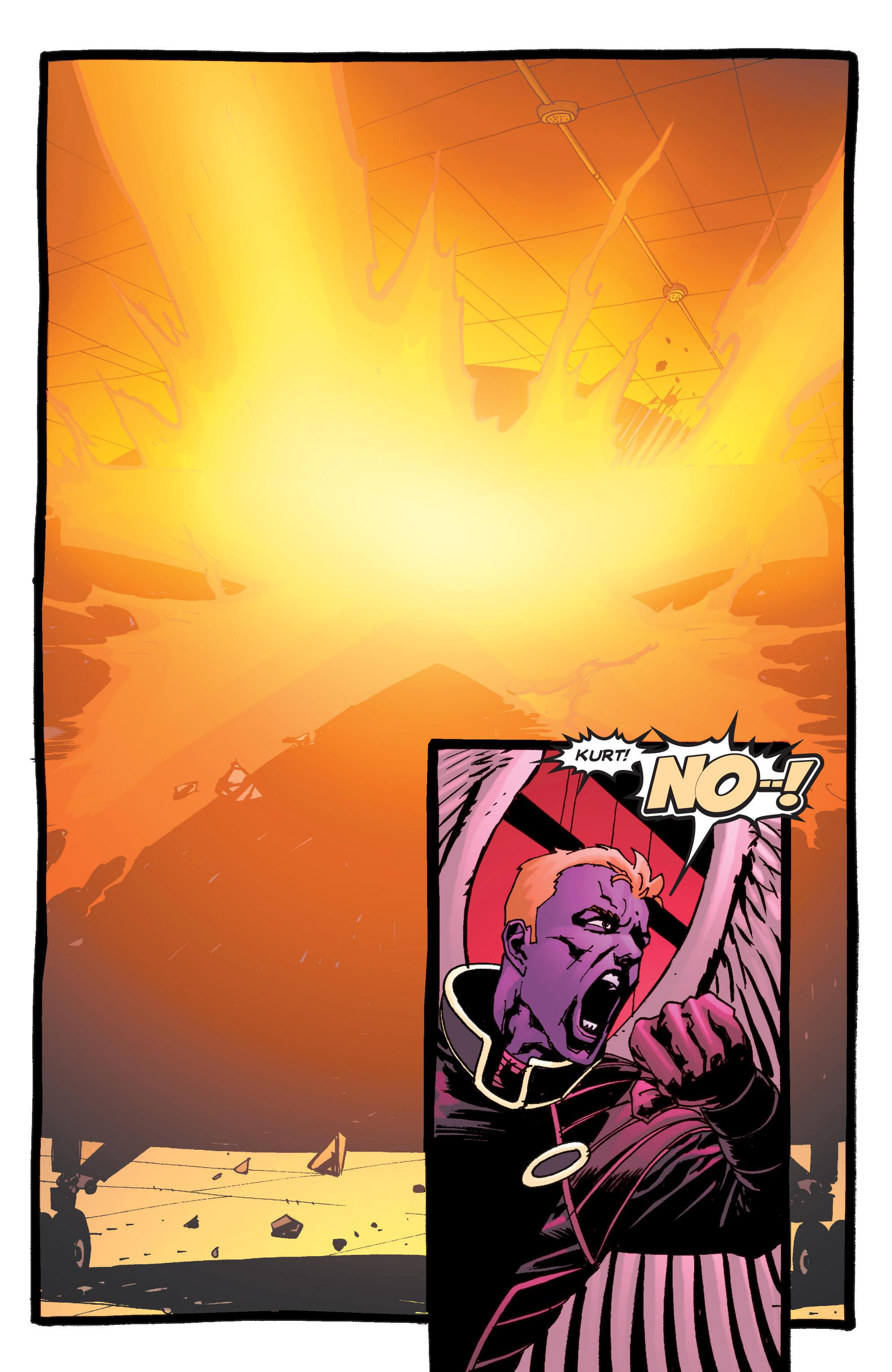 Read online Uncanny X-Men (1963) comic -  Issue #405 - 16