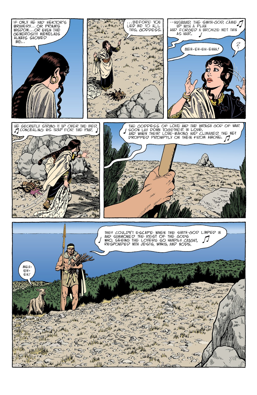Read online Age of Bronze comic -  Issue #34 - 14