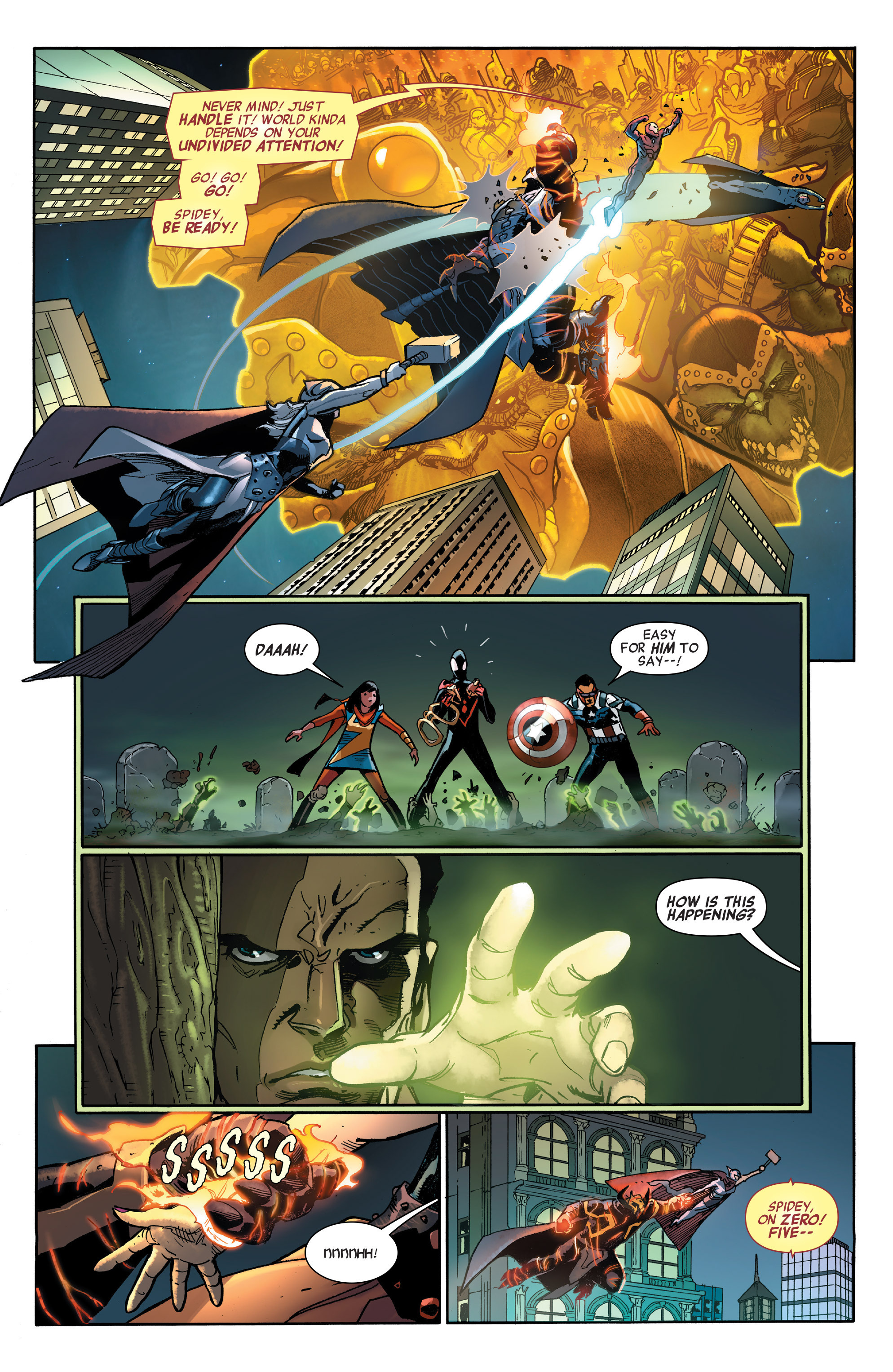 Read online All-New, All-Different Avengers comic -  Issue #3 - 14